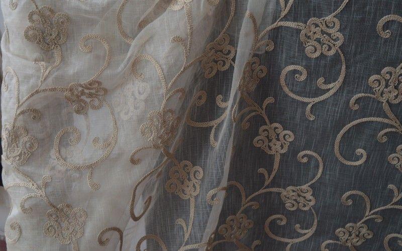 Telas para visillos y cortinas torrelavega cantabria - Telas opacas para cortinas ...