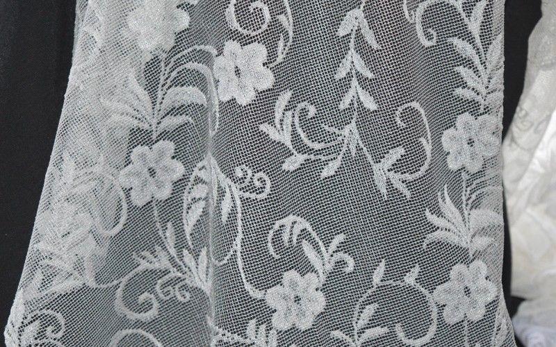 Telas para visillos y cortinas torrelavega cantabria for Cortinas y visillos confeccionados
