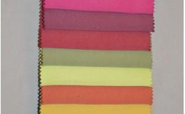Paneles enrollables de colores
